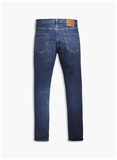 Levi's® Levis Mavi 502 Denim Pantolon İndigo